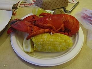 Lobster Night Meal