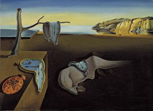 Dali's Persistence of Memory