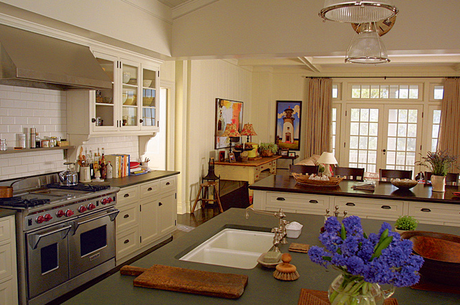 """Kitchen from """"Something's Gotta Give"""""""