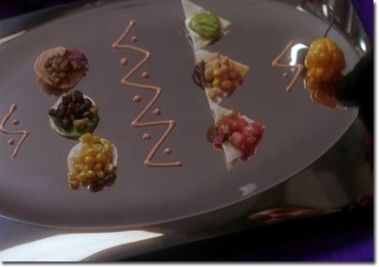 The deconstructed taco served at Taco Bell in 2023.