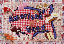 What is American food and what is American food culture?
