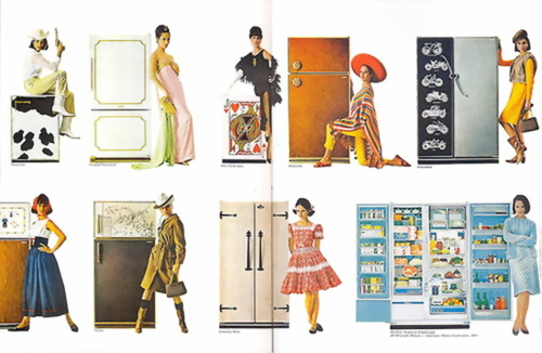 Kelvinator 1965 advertisement; which one is your style?