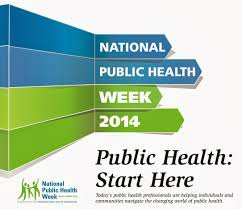 NPHW 2014 runs April 7-11, but the work of public health continues far beyond that.