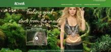 U.S. Activia Website 2014
