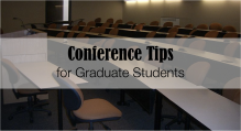 Plan ahead, stay engaged, and follow up for the best conference expeience