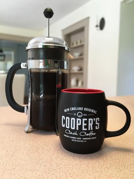 Credit: Cooper's Cask Coffee